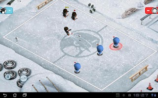 Screenshot of Coldwar HD for tablets