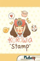 Screenshot of Korawia Stamp by PhotoUp