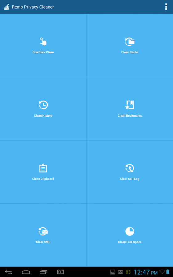 Remo Privacy Cleaner Pro Screenshot 6