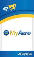 Screenshot of MyAero