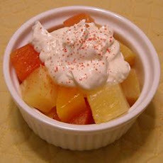 Summertime Tropical Fruit Salad