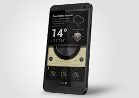 Screenshot of KNOBz Zooper Widget Skin