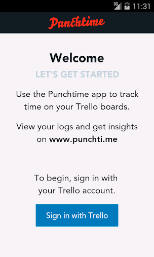 Punchtime for Trello APK