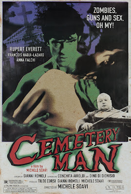Cemetery Man (Dellamorte Dellamore) (1994, Italy / France / Germany)