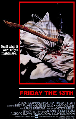 Friday the 13th (1980, USA) movie poster