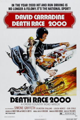 Death Race 2000 (1975, USA) movie poster