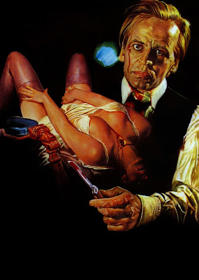 Jack the Ripper (1976, Switzerland / Germany) movie poster