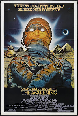 The Awakening (1980, UK) movie poster