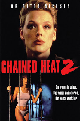 Chained Heat II (1993, USA) movie poster