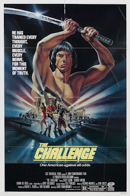 The Challenge (1982, USA / Japan) movie poster