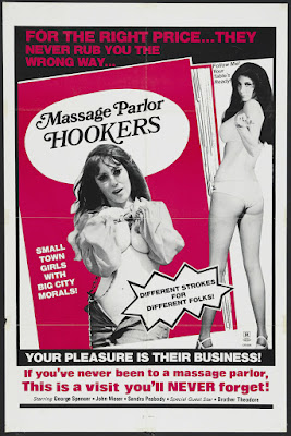 Massage Parlor Hookers (1976, USA) movie poster