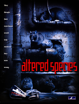 Altered Species (aka Rodentz) (2001, USA / Canada) movie poster