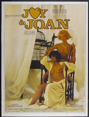Joy and Joan (Joy et Joan, aka Joy 2) (1985, France) movie poster