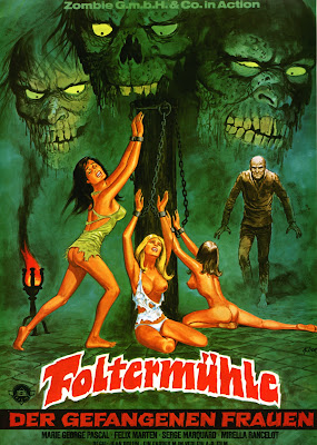 The Grapes of Death (Les Raisins de la mort, aka 'Pesticide') (1978, France) movie poster