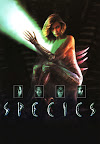 Species (1995, USA) movie poster