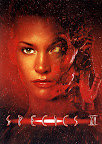 Species II (1998, USA) movie poster