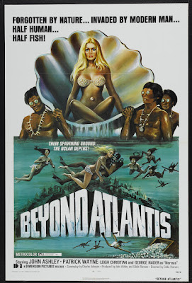 Beyond Atlantis (1973, USA / Philippines) movie poster