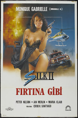 Silk 2 (1989, USA / Philippines) movie poster