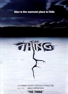 The Thing (1982, USA) movie poster