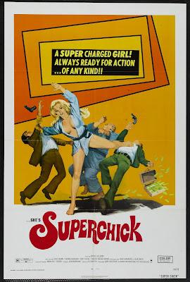 Superchick (1973, USA) movie poster