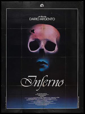 Inferno (1980, Italy) movie poster