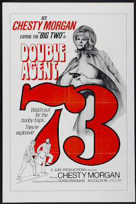 Double Agent 73 (1974, USA) movie poster