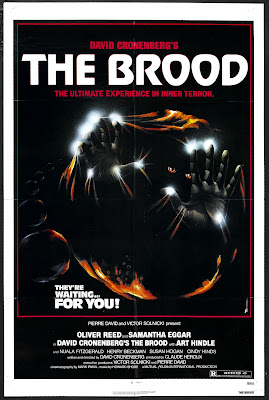 The Brood (aka Chromosome 3) (1979, Canada) movie poster
