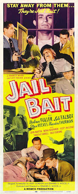 Jail Bait (1954, USA) movie poster