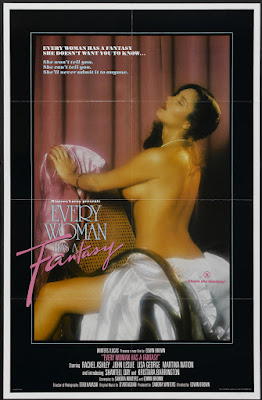 Every Woman Has a Fantasy (1984, USA) movie poster