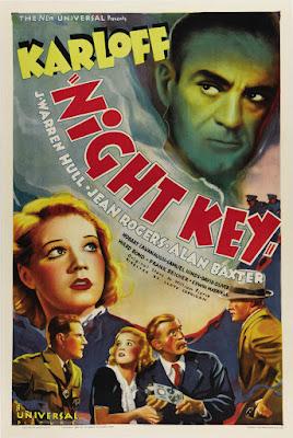 Night Key (1937, USA) movie poster