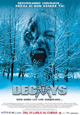 Decoys (Piégés) (2004, Canada) Italian poster
