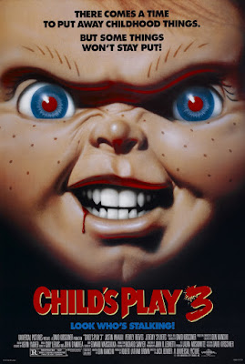 Child's Play 3: Look Who's Stalking (1991, USA/ UK) movie poster