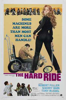 The Hard Ride (1971, USA) movie poster