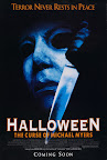 Halloween: The Curse of Michael Myers (1995, USA) movie poster