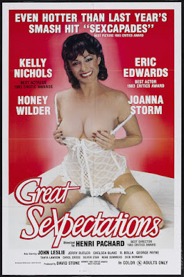 Great Sexpectations (1984, USA) movie poster