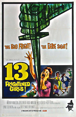 13 Frightened Girls (aka The Candy Web) (1963, USA) movie poster