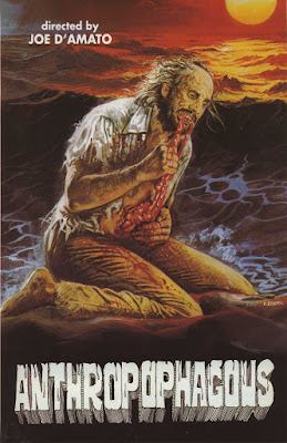 Antropophagus (aka The Grim Reaper) (1980, Italy) movie poster