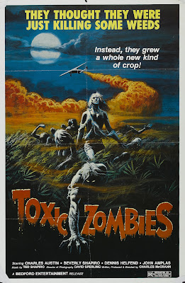 Bloodeaters (aka Toxic Zombies) (1980, USA) movie poster
