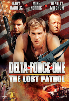 Delta Force One: The Lost Patrol (1999, USA) movie poster