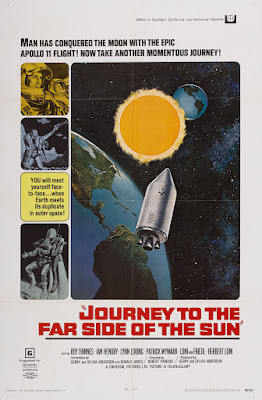 Journey to the Far Side of the Sun (Doppelgänger) (1969, UK) movie poster