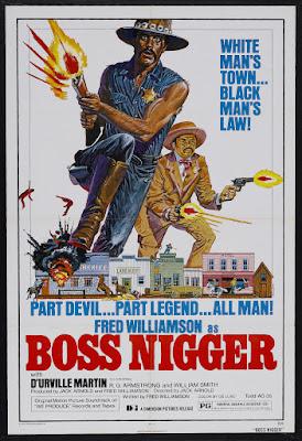 Boss Nigger (1975, USA) movie poster
