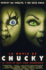 Bride of Chucky (1998, USA) movie poster