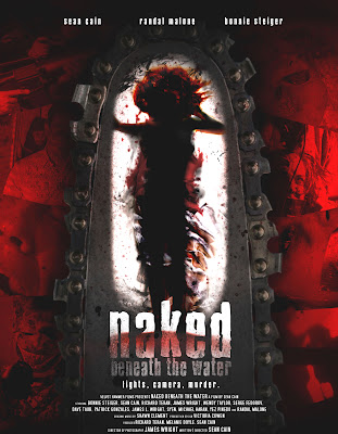 Naked Beneath the Water (2006, USA) movie poster