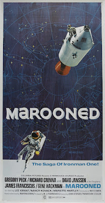Marooned (1969, USA) movie poster