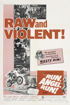 Run, Angel, Run (1969, USA) movie poster