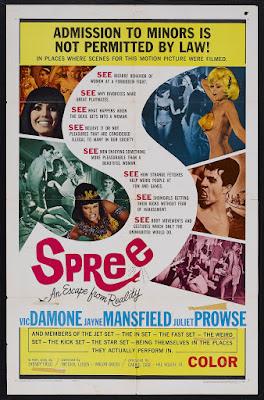 Spree (1967, USA) movie poster