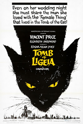 The Tomb of Ligeia (1964, UK) movie poster