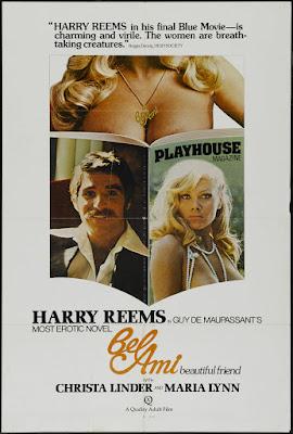 Bel Ami (1976, Sweden / France) movie poster