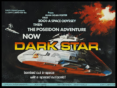Dark Star (1974, USA) movie poster