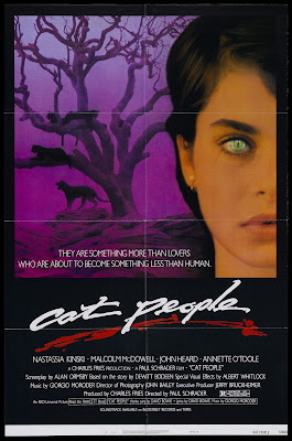 Cat People (1982, USA) movie poster